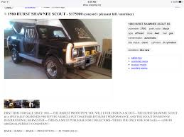 Shawnee Scout For Sale In Bay Area | BinderPlanet Craigslist Gold Screenshot Your Ads The Something Awful Forums Unique Google Cars For Sale By Owner Model Classic Ideas Heres Why Michigan Is Worst Place Craigslisting Elegant 20 Photo Youngstown Ohio And Trucks New Image Detail For 1957 Ihc Intertional Harvester A160 4x4 Junkyard Find 1982 Oldsmobile Cutlass Ciera Truth About 1210 Sno Star Found Binderplanet
