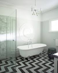 to da loos 6 chevron patterns to point your washroom floors in