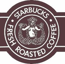 Starbucks Logo Design 1971