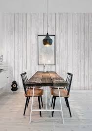 Shabby Chic Dining Room Wall Decor by Small Shabby Chic Dining Room With Rustic Driftwood Chandelier