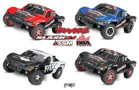 100 Best Rc Short Course Truck Traxxas 110 Slash 4X4 Brushless W OBA TSM