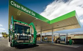 100 Natural Gas Trucks Refuse NGV America