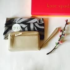 kate spade tech wallet wristlet fits iphone 6 plus 29 off retail