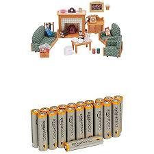 sylvanian families 5037 5037 luxuswohnzimmer ohne batterie