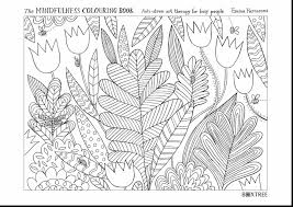 Awesome Mindfulness Coloring Book Pages With Free And
