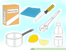 Slow Draining Bathroom Sink Remedy by Clearing Kitchen Sink Drain Image Titled Unclog A Slow Running
