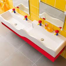 vasque à poser rectangulaire en composite ludik