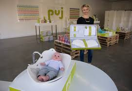Puj Soft Infant Bathtub by Puj Opening Doors Of Downtown Shop The Columbian
