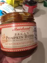 Muirhead Pecan Pumpkin Butter Bread by Epicurious Generations Pumpkin Cream Cheese Mousse
