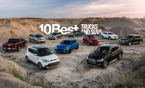 100 Top 10 Trucks And The Winners Are 2018 Best And SUVs In Pictures