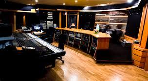 Studio A Control Room