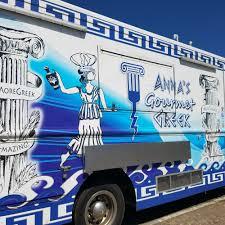 Anna's Gourmet Greek - Houston Food Trucks - Roaming Hunger