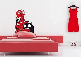 stickers chambre fille ado 42 stickers muraux graffiti pour la chambre ado extraordinaire