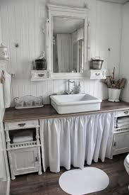 schwanenteich shabby chic badezimmer rustikale bäder