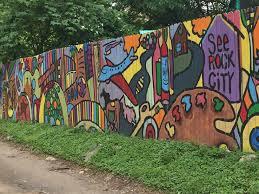 Famous Graffiti Mural Artists by Nashville Public Art East Nashville Murals Edition Beth Haley