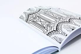 Adult Coloring Book Printer