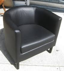 uhuru furniture collectibles sold ikea leather chair 75
