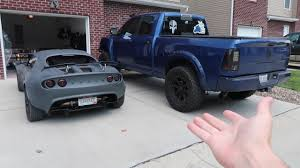 Selling My Truck Or Lotus.. - YouTube