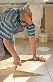 how to repair and replace travertine tile