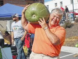 Spring Hope Pumpkin Festival Schedule by Whose Pumpkin Will Tip The Scale The Elkin Tribune