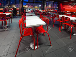 Paris, France - January 5, 2018: Interior Of A City Fast Food.. Used Table And Chairs For Restaurant Use Crazymbaclub A Natural Use Of Orangepersimmon Drewlacy Orange Abstract Interior Cafe Image Photo Free Trial Bigstock Modern Fast Food Fniture Sets Chinese Tables Buy Fniturefast Fast Food Counter Military Water Canteen Tables And Chairs View Slang Product Details From Guadong Co Ltd Chair In Empty Restaurant Coffee How To Start Terracotta Impression Dessert Tea The Area Editorial Stock Edit At China 4 Seats Ding For Kfc Starbucks