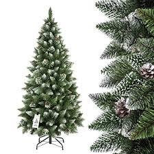 6ft Slim Black Christmas Tree by 6ft Slim Christmas Tree Amazon Co Uk