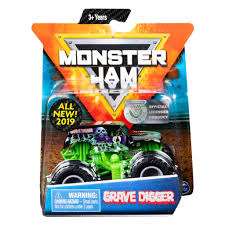 100 Monster Jam Toy Truck Videos Spin Master Official Grave Digger