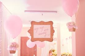 Pink And Gold Birthday Themes by Blog The Little Umbrella