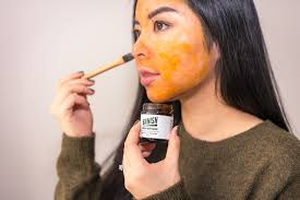Pumpkin Enzyme Mask Banish by Beauty Banish Acne All Together Banishacnescars Glamouraspirit