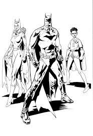 Coloring Page Marvel Super Heroes Superheroes 103