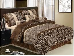 Image Of Cheetah Bedroom Decor