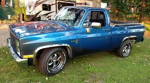 100 1983 Chevrolet Truck Chevy Silverado Lloyd C LMC Life