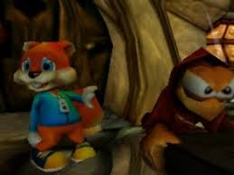 conker s bad fur day review n64 nintendo