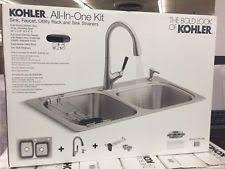 Kohler Hartland Sink Rack by Kohler Stainless Steel Home Sinks Ebay