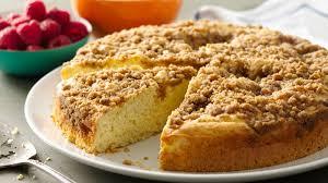 Streusel Coffee Cake Recipe BettyCrocker