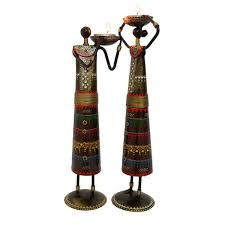 Home Decor Showpieces F Head Doll Emb Furniture Online Buy