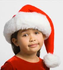 girl santa hat sm operation santa program usps letters to