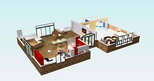 Model Maison Interieur Idées De Décoration Capreol Us Awesome Plan Interieur Maison Contemporaine Gallery Amazing House