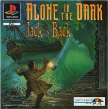 Alone in the Dark e Eyed Jack s Revenge Box Shot for