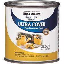 Rust Oleum Decorative Concrete Coating Applicator by Rust Oleum Painter U0027s Touch 2x Ultra Cover Multipurpose Decorator