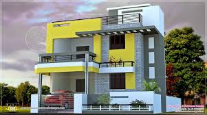 100 India House Designs House Plan In Modern Style Plans Small House