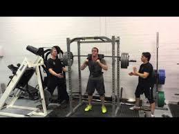 POWERTEC Power Rack WB PR16 Squat Cage Bench Press Home Gym
