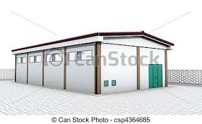 Storage Warehouse Clipart Images Free Download