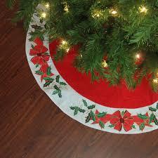 White Christmas Tree Skirt Walmart by 48