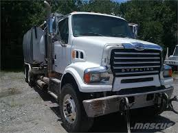 100 Vacuum Trucks For Sale Sterling LT7500 For Sale Orlando Florida Price 71500 Year 2008