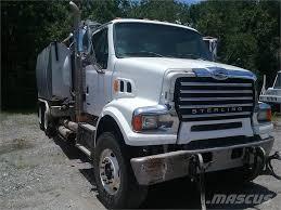 100 Vacuum Trucks Sterling LT7500 For Sale Orlando Florida Price 71500 Year 2008