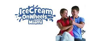 Ice Cream Trucks Miami, Florida