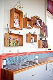 Alluring Kitchen Shelves Wall Mounted And Top 25 Best Ideas On Home