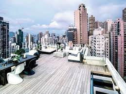 104 Hong Kong Penthouses For Sale Loft Style Penthouse With Fabulous Roof Top