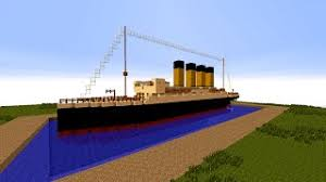 Minecraft Titanic Sinking Download by Minecraft Titanic Download Youtube